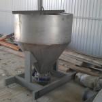 Бункер для взвешивания компонентов
