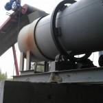 Печь + транспортер подачи